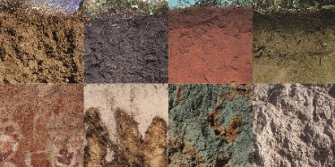 Soil colors restoration soil for Different uses of soil